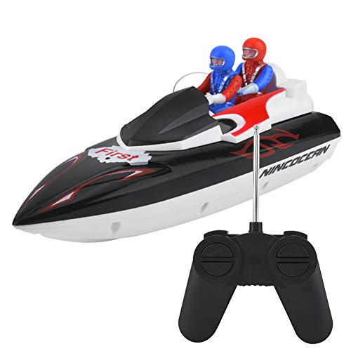 VGEBY1 Fernbedienung Mini Boot, Elektro Renn Schnellboot Durable Racing Smart Boat für Kinder
