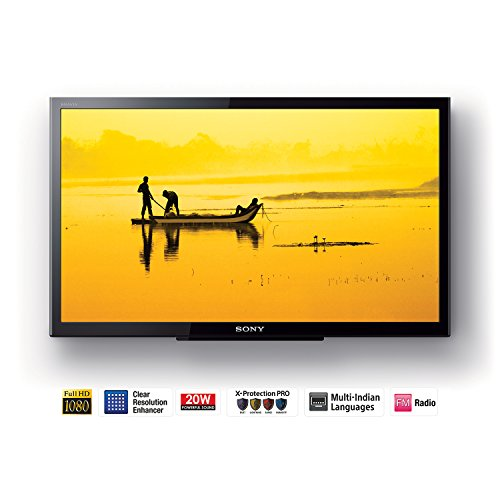 Sony 54.6 cm (22 inches) Bravia KLV-22P413D Full HD LED TV