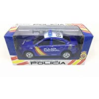 PLAYJOCS GT-2422 Coche POLICÍA Nacional