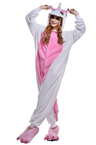 Entwerfen Sie Ihre Eigenen Halloween Kostüm - CANASOUR Damen Einhorn-Einteiler für Halloween,