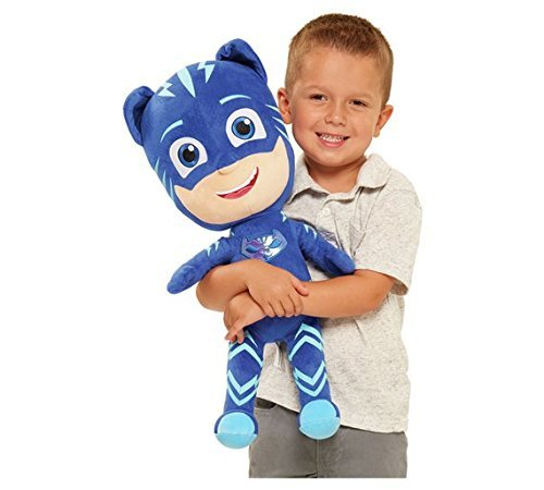 NEW JP PJ Masks Jumbo Soft Toy - Cat Boy Christmas Gift