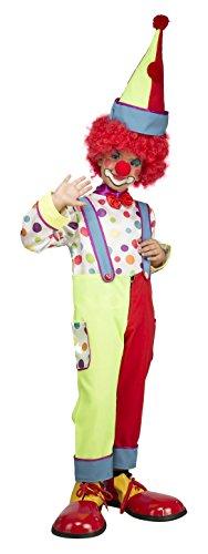 Imagen de my other me  disfraz de payaso lunares para niño, 10 12 años viving costumes 204261