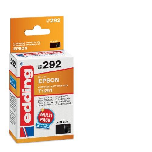 edding-18-292-druckerpatrone-edd-292-2x-black-ersetzt-epson-t1291-doppelpack