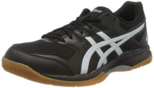 ASICS Mens 1071A030-001_41,5 Volleyball Shoe, Black, 41.5 EU