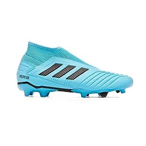 ADIDAS Predator 19.3 LL FG Zapatos DE Futbol para Hombre Azul Claro G27923