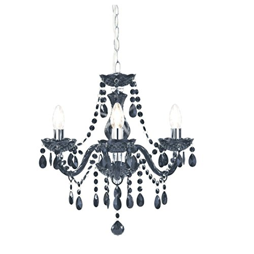tuscany-3-light-ceiling-chandelier-acrylic-droplets-black