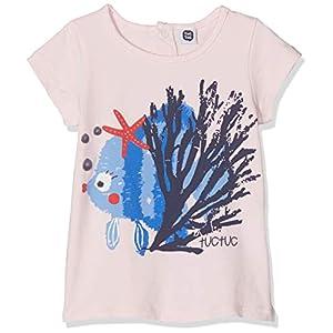 Tuc Tuc Camiseta Punto Sencilla Niã±a Arrecife de Coral Bebés 11
