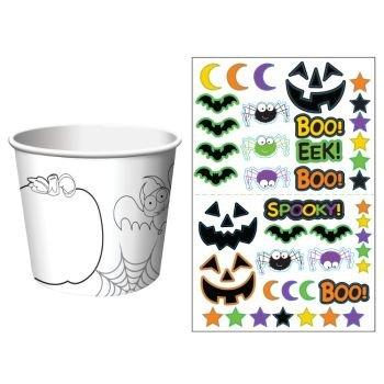 Halloween Kinder Aktivität Treat Cups (6Pack) (Für Aktivitäten Kinder Für Halloween)