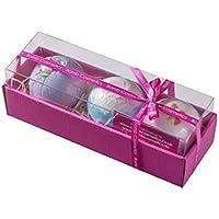 Bomb Cosmetics, Bombas de baño para regalo (Deluxe Gift Set) - 9 gr.