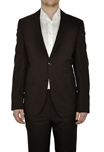 Michaelax-Fashion-Trade -  Blazer  - Basic - Maniche lunghe  - Uomo Braun (27)