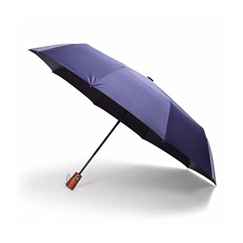 travel-umbrella-business-umbrella-automatic-folding-umbrella-blue