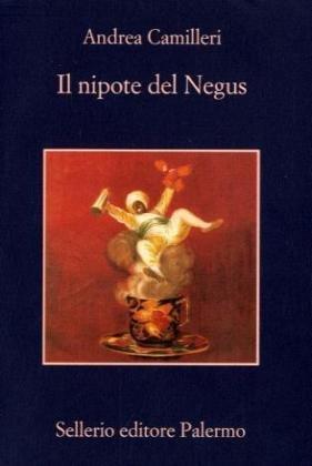 Andrea Camilleri: »Il nipote del Negus« auf Bücher Rezensionen
