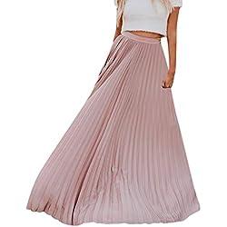 825e518d2 FAMILIZO Faldas Largas Y Elegantes Faldas Cortas Mujer Verano Faldas Mujer  Invierno Primavera Vestidos Mujer Moda