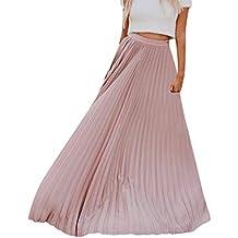 c9ad9e536e FAMILIZO Faldas Largas Y Elegantes Faldas Cortas Mujer Verano Faldas Mujer  Invierno Primavera Vestidos Mujer Moda