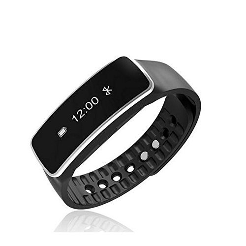Jiyanshi Lenovo A536 Compatible H8 Multifunctional Bluetooth Smart Wristband Sports Wristwatch OLED Smart Bracelet Fitness Tracker Sport Pedometer Bluetooth Connectivity For all Android Phone  available at amazon for Rs.1799