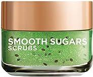 L'Oreal Paris Smooth Sugar Scrubs with Kiwi Seeds to Reduce Blackheads,
