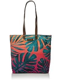 Bubel Jungle Bolsa de tela y de playa  , 48 cm, Multicolor
