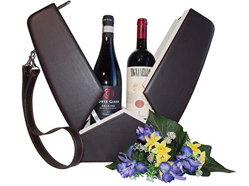Regalo Vini Di Lusso Tignanello e Amarone - Vini delle più Prestigiose Cantine Italiane Antinori e Allegrini -Cod 300