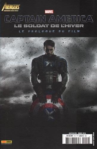 Avengers universe h s 02 Captain America, le soldat de l'hiver - le prologue du film