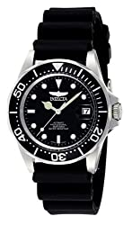 Invicta Pro Diver Men's Analogue Classic Automatic Watch With Polyurethane Strap – 9110