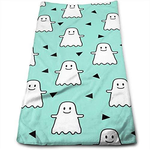 Hipiyoled Halloween Ghost Superweiche, maschinenwaschbare und hochsaugfähige Handtücher (Handwerk Halloween Eimer)