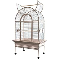 VADIGRAN Elektra Saumon Cage Perroquet 102 x 71 x 173 cm Taille L eb9381419e4e