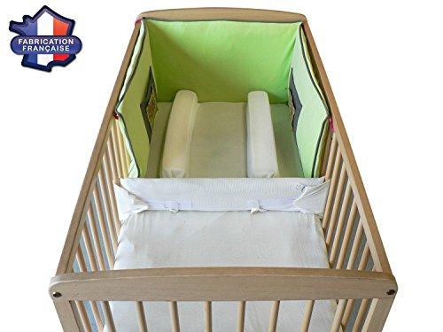 Modulit almohada/cama reductor para bebé 60x 120cm), color beige