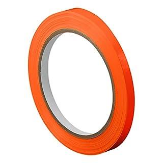 TapeCase TC414 UPVC Tape (verschiedene Größen), Orange, 11