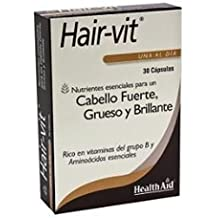 Hair-Vit 30 comprimidos de Health Aid