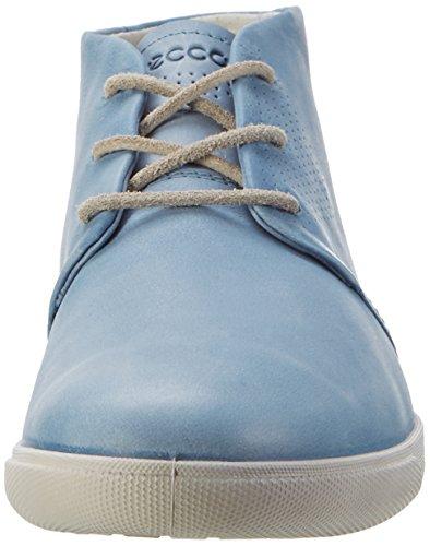 Azul Ecco Alta De Topo 2471retro Damara Damen Blau 6Z0q61