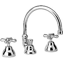Rubinetti bagno tre fori for Amazon rubinetti