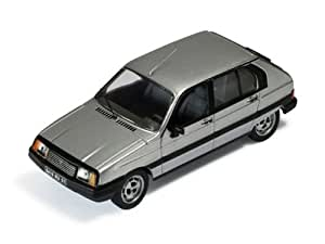 Ixo - Miniature - Citroen Visa Club 1981 Silver