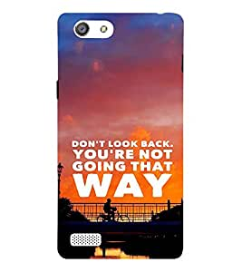ifasho Designer Back Case Cover for Oppo Neo 5 :: Oppo A31 :: Oppo Neo 5S 2015 (Traditional Birth)