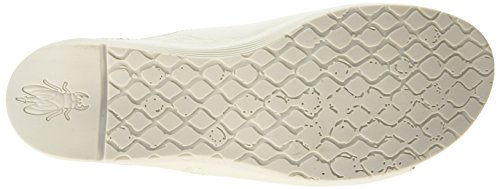 Fly London - Wigg672fly, Sandali Donna Bianco (Off White (OFFWHITE))