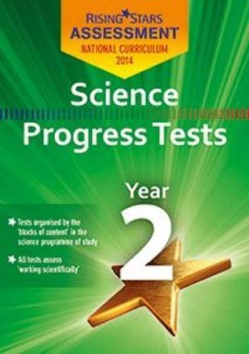 New Curriculum Assessment Science Progress Tests Year 2 by Pauline Hannigan (2011) Paperback