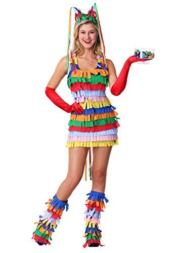 Plus Size Sexy Pinata Fancy Dress Costume ()