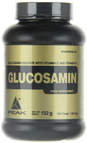 Peak Performance Glucosamin 120 Kapseln Dose