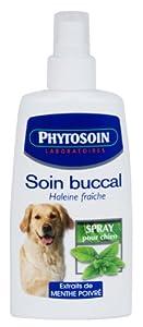Phytosoin - 095221 - Chiens - Soin Buccal - Spray sans Gaz - 125 ml