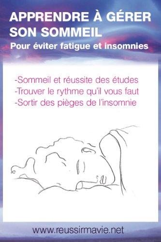 Téléchargement gratuit livres isbn no Apprendre à gérer son sommeil by Michèle Longour PDF ePub iBook