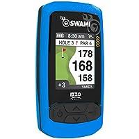 IZZO SWAMI GPS de Golf Bleu Swami 6000 15,2 cm