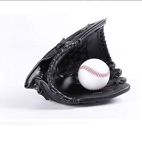 CXXX HT Baseball-Handschuh Infield-Handschuhe Sport im Freien Üben Ausbildung Liga Softball Baseball Eltern-Kind-Aktivitäten, 12,5 Zoll (nur für Erwachsene) (Zoll Softball-handschuh-11)