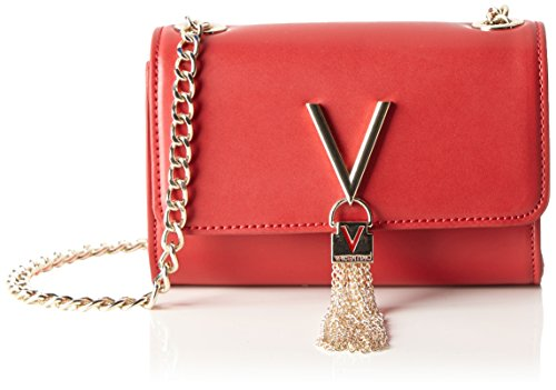 valentino-diva-sacs-baguette-femme-rouge-rot-rosso-17x12x4-cm-b-x-h-x-t