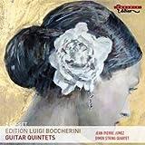 Boccherini: Guitar Quintets (Phoenix Edition: PE466)