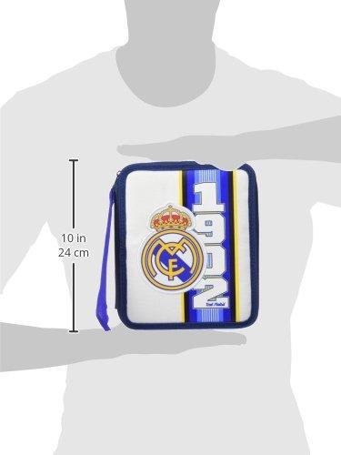 Real Madrid EP-262-RM – Plumier de 2 pisos