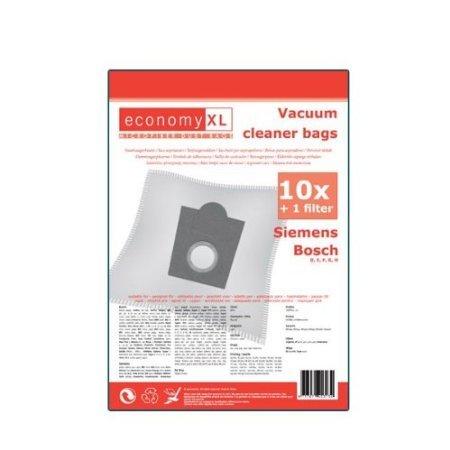 prezzo 10 sacchetti per aspirapolvere per Bosch Pro Parquet