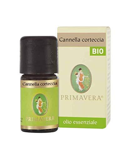 Flora Olio Essenziale di Cannella Corteccia Bio Codex - 5 ml