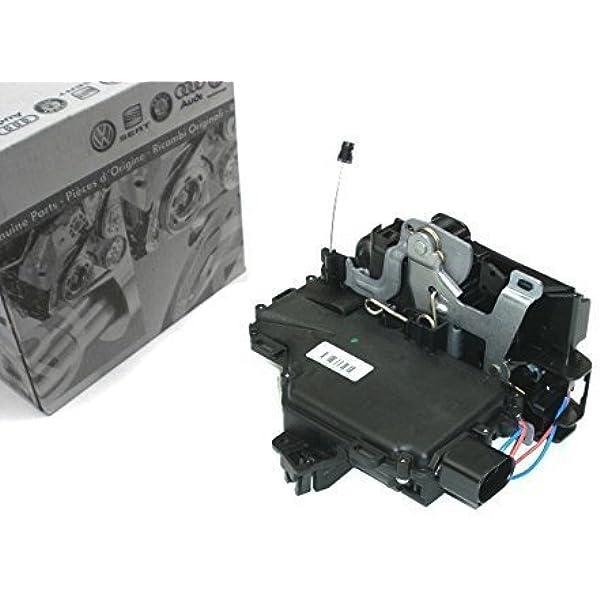 KFZ Zentralverriegelung mit 4 Stellmotoren ZV für VW Volkswagen ab 2001 Baujahr