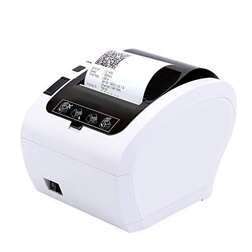 MUNBYN Impresora de Ticket Térmica USB
