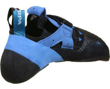 Scarpa Instinct VSR Scarpa arrampicata nero blu