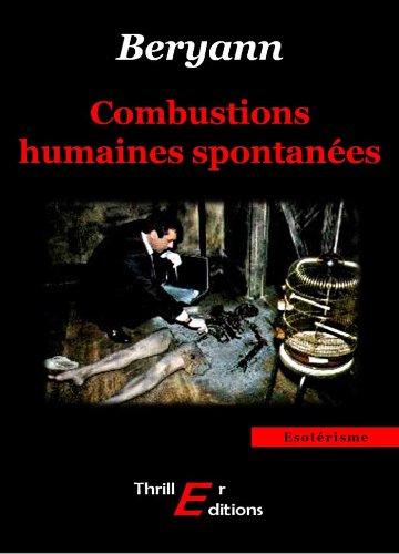 Combustion humaine spontanée